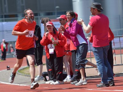 Special Olympics Switzerland - Summer Games 2014