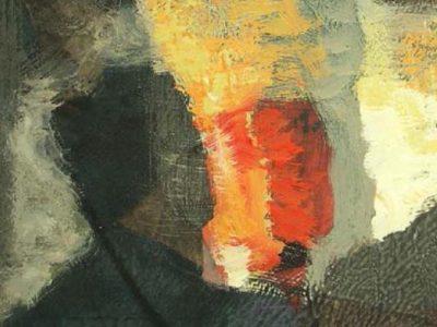Plakat Ausstellung Lajos Tscheligi