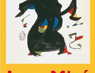 Plakat Ausstellung Joan Miro