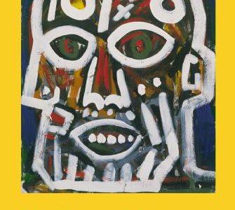 Plakat Ausstellung Heftige Malerei