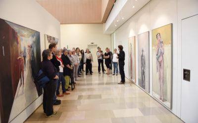 Internationaler Museumstag, Führung in der Ausstellung