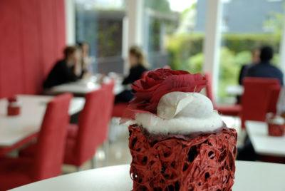 Blick ins Würth Restaurant