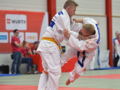 Judo Wettkampf - National Summer Games 2014