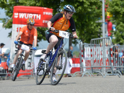 Radrennen - National Summer Games 2014