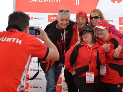 Team Würth - National Summer Games 2014