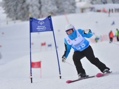 Skirennen - National Winter Games 2016