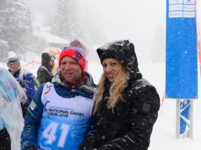National Winter Games 2016 - Gruppenfoto