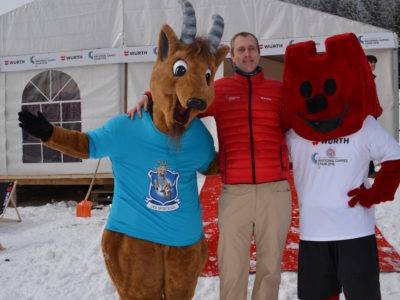 Team Würth - National Winter Games 2016