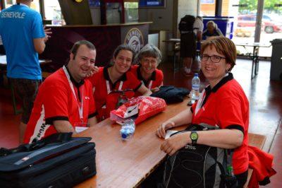 Mitglieder Team Würth